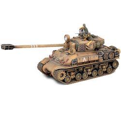 HOBBY MODEL KITS 이스라엘 중전차 M51 슈퍼셔먼탱크
