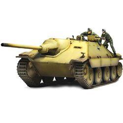 HOBBY MODEL KITS 독일초 아크팬저 38T해쳐전차 탱크