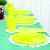 생일파티 테이블세트 그린앤라임그린