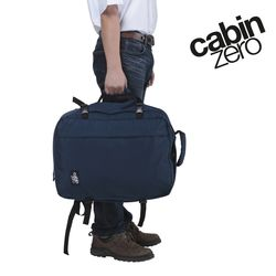 [캐빈제로] 백팩 클래식 44L배낭가방책가방네이비