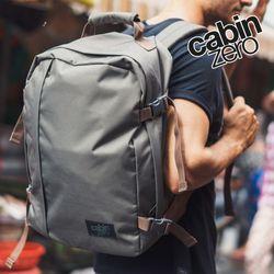 [캐빈제로] 백팩 클래식 28L배낭가방책가방그레이