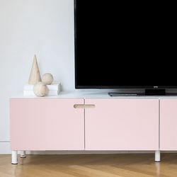 레이어스 TV거실장 (2000/W.pink)