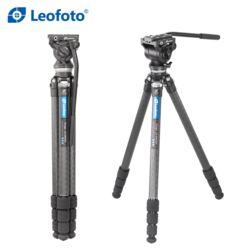 레오포토 LS-284CEX+BV-10 카본 비디오삼각대 세트 /K