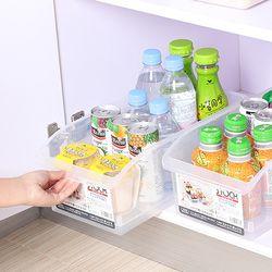 무빙형 대용량 냉장고 정리함