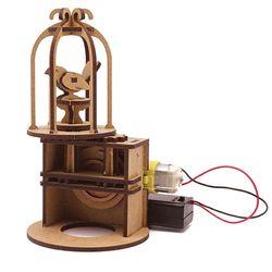 DIY Miniature모터마타 파랑새 배터리미포함CH1530705