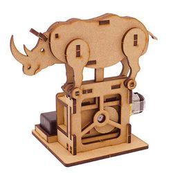 DIY Miniature모터마타 코뿔소 배터리미포함CH1530737