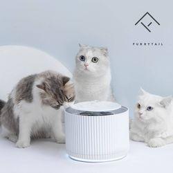 퓨리테일 고양이 강아지 반려동물 스마트 클리어 정수기