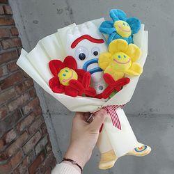 포키 인형꽃다발 졸업식꽃다발 생일선물