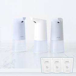 라이프썸 자동 거품 손세정기 (LFS-HA11) 화이트+핸드워시 3EA