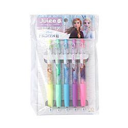 겨울왕국2 디즈니 Juice05 파스텔5세트 0.5mm