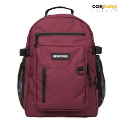 TRAVEL PLUS BACKPACK - BURGUNDY