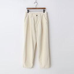 Corduroy Boyfit Crop Pants