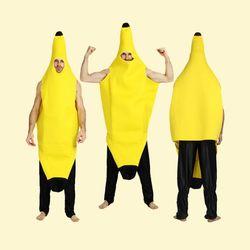 바나나 옷 의상 코스튬