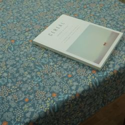 리틀소프트 테이블보(직사각 4인용) 105x175 (2color)