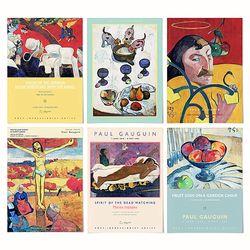 중형 패브릭 포스터 명화 유화 작품 아트 그림 액자 폴 고 갱