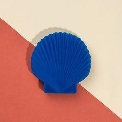 도이 조가비 액세서리 보관함 주얼리 박스 보석함 블루