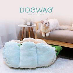완두콩 숨숨집 고양이 강아지 겨울 하우스