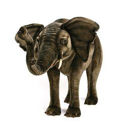 5430 코끼리 동물인형140x90cm