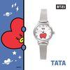 BT21 실버 메쉬시계 : TATA