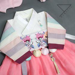 1701.S 여자아이가 입고싶은한복1위 핑크색 여아한복