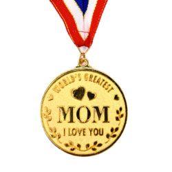 금메달-Mom[어머니]