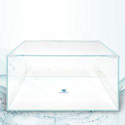 크리스탈 디아망유리 직사각형 어항 45x24x27 두께5mm