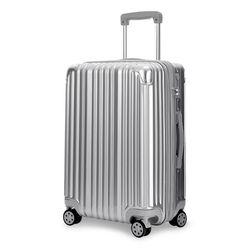 [3종 파우치 증정] 토부그 TBG406 실버 30인치 확장형 캐리어 여행가방