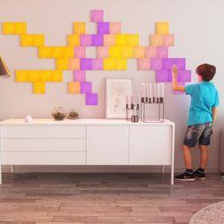 나노리프 캔버스 스마터키트 LED 무드등 조명