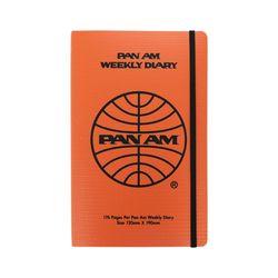 [PANAM] WEEKLY DIARY ORANGE