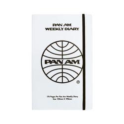 [PANAM] WEEKLY DIARY WHITE