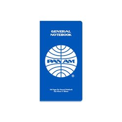 [PANAM] GENERAL NOTEBOOK BLUE