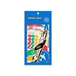 [PANAM] TRAVELERS STICKER 2