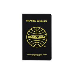 [PANAM] TRAVEL WALLET YELLOW