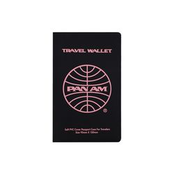 [PANAM] TRAVEL WALLET PINK