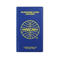 [PANAM] BUSINESSCARD HOLDER BLUE
