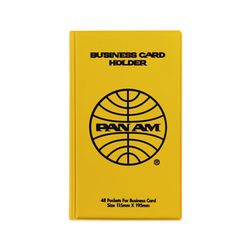 [PANAM] BUSINESSCARD HOLDER YELLOW