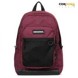 ACADEMY BACKPACK - BURGUNDY