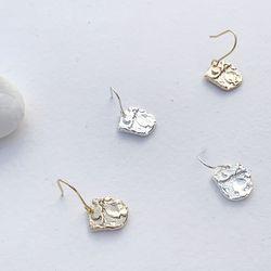 루인 피스 귀걸이 (2colors)
