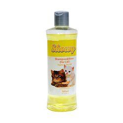 쇼니 유기농 고양이 샴푸&린스 500ml - 파파야향
