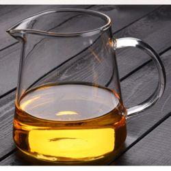 투명 숙우 유리컵(450ml)