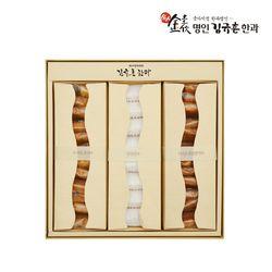 [무료배송] [식품명인 김규흔]명품1호 선물세트