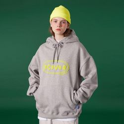 [예약판매 2/28순차배송] N Original foaming printing hoodie-grey