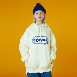 [예약판매 2/28순차배송] N Original foaming printing hoodie-cream