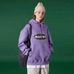 N Original candlewick hoodie-light purple