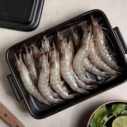 마켓베라즈 흰다리 새우 25마리 500g