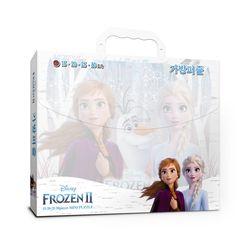 [Disney] 디즈니 겨울왕국2 가방퍼즐(15202530조각)