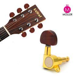 통기타 헤드머신 골드 줄감개 기타부품 튜닝 기타용품