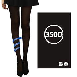 국내산 350D 기모 압박 팬티스타킹