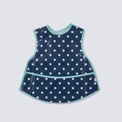 유아 아기 무형광 오가닉 거즈 순면 턱받이 출산선물