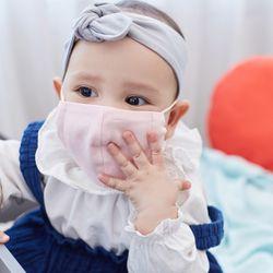 유아 아기 유기농 오가닉 순면 미세먼지 마스크